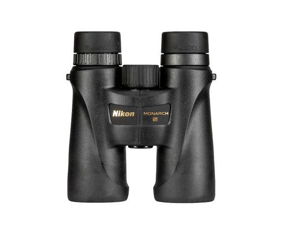 обрезиненный корпус бинокля Nikon Monarch