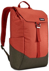 Рюкзак городской Thule Lithos Backpack 16L Rooibos/Forest Night