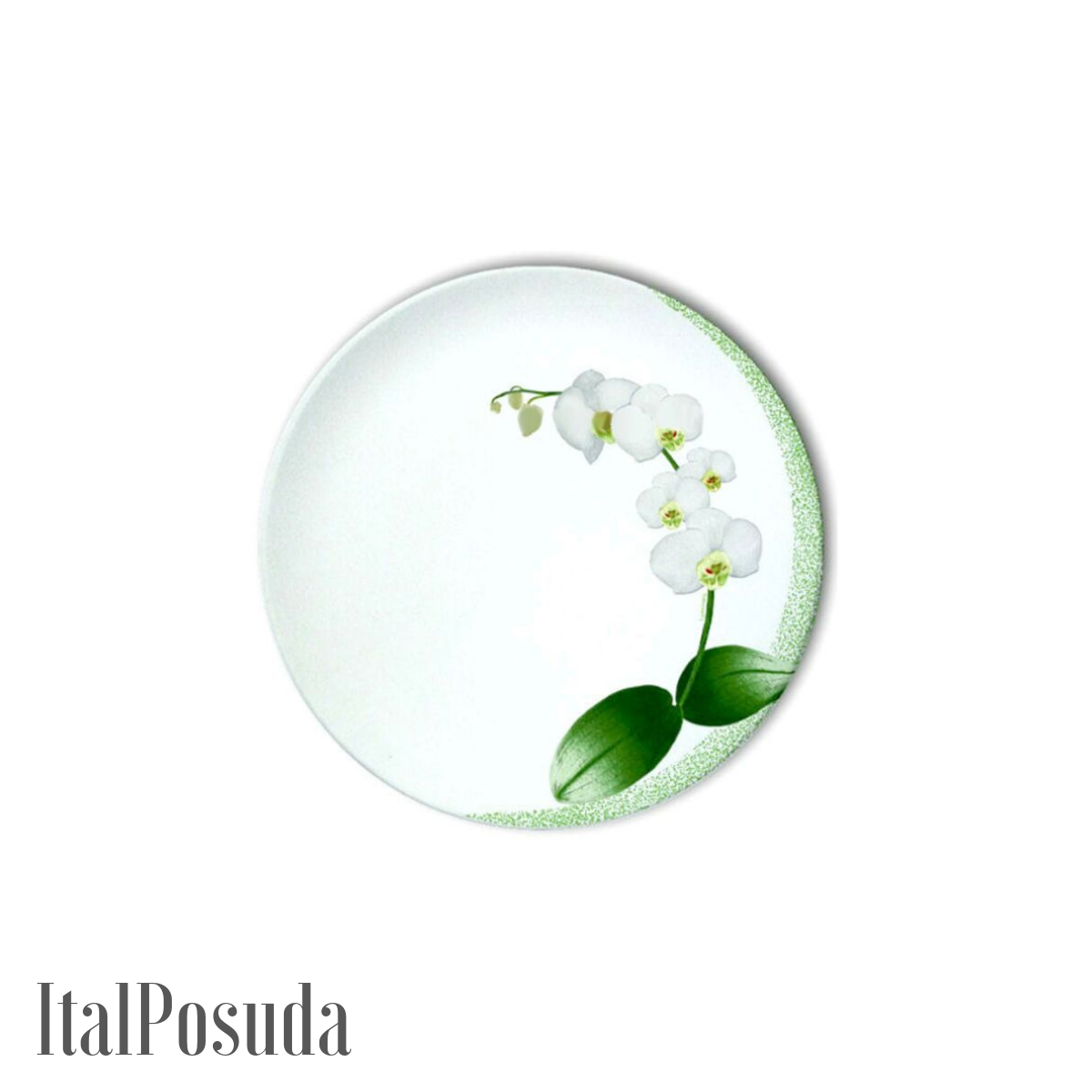 Столовый сервиз Luminarc White Orchid (Уайт Орхид), 19 предметов J7497