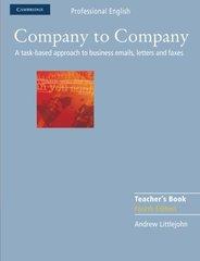 Company to Company Teacher's Book