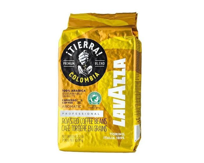 купить Кофе в зернах LavAzza Tierra Colombia, 1 кг