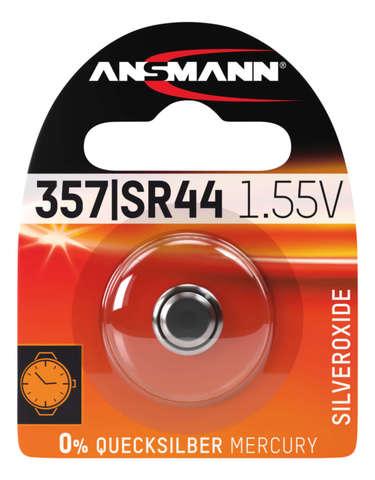 Батарейка для часов Ansmann SR44/357/ 1.55V