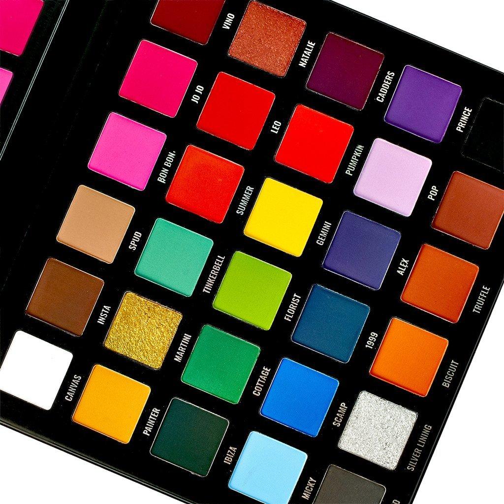 Sample Beauty The Painter's Palette