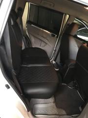 Чехлы на Mitsubishi Pajero Sport II 2008–2013 г.в.