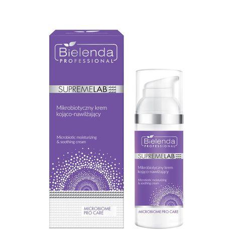 Microbiome Pro Care микробиотический успокаивающий и увлажняющий крем для лица, 50 мл