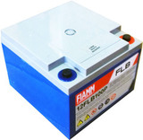 Аккумулятор FIAMM 12 FLB 100 P ( 12V 26Ah / 12В 26Ач ) - фотография