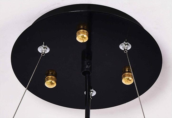 Подвесной светильник копия Ike by Delightfull (22 плафона)