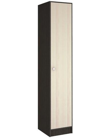 Шкаф-пенал Ямайка Япп-1 венге / дуб молочный
