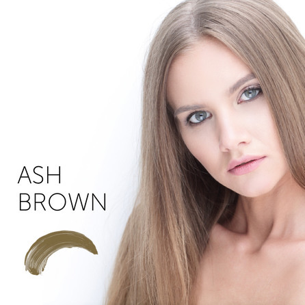 "0. Ash Brown пигмент для бровей   ""Tina Davies 'I Love INK' Permablend"