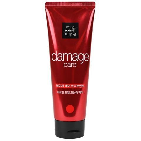 Mise-en-Scene Damage Care Treatment Pack высококонцентрированное лечение для поврежденных волос