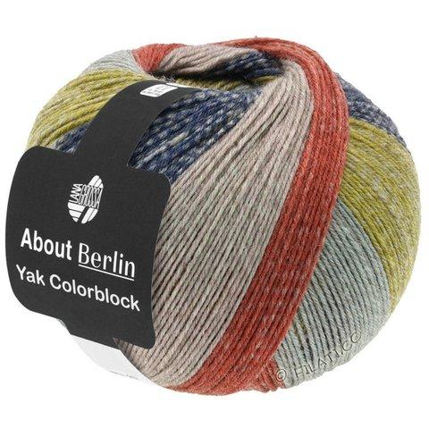 Lana Grossa About Berlin Yak Colorblock купить