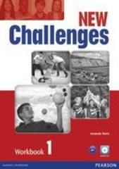 Challenges New Edition 1 Workbook & Audio CD Pack