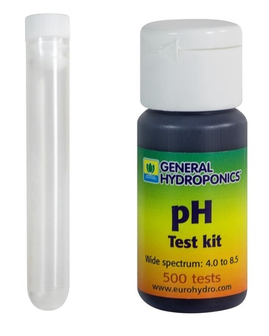 Жидкий pH тест  GHE 30мл