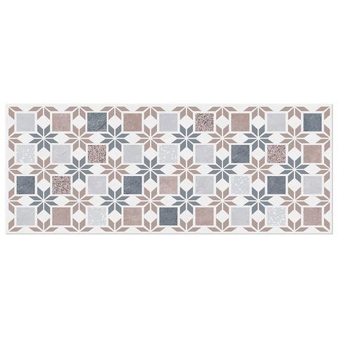 Плитка облицовочная Azori Macbeth mix mocca 201x505