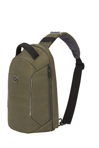 Рюкзак на одно плечо Антивор 34х21х14 см (8,5 л) SWISSGEAR 2712656550
