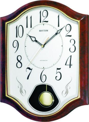 Настенные часы Rhythm CMJ494NR06