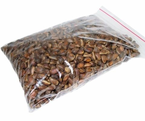 Орех кедровый в скорлупе 1 кг