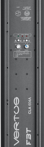 Акустические системы активные FBT Vertus CLA604A