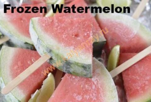 Argelini Frozen Watermelon