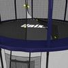 Батут Unix 16 ft SUPREME (Blue) - 4,88 м