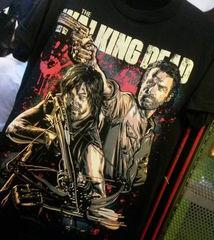 BTB The Walking Dead — Футболка Ходячие мертвецы