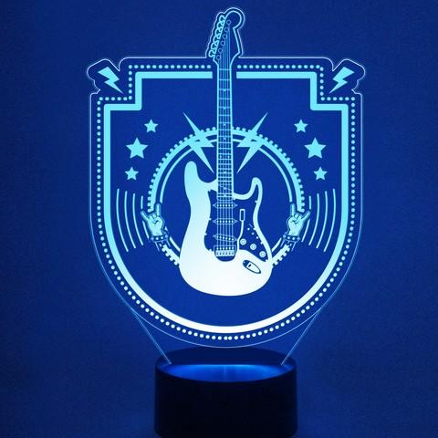Бас-гитара в рок-музыке