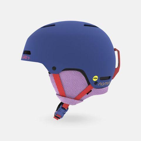 Шлем детский/юниорский GIRO CRUE Ultra Blu Namuk