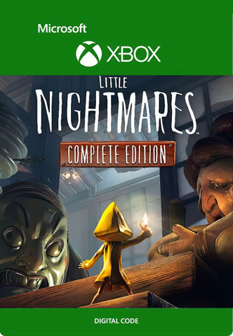 Little Nightmares. Complete Edition (Xbox One/Series S/X, цифровой ключ, русские субтитры)