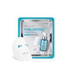 Тканевая Маска  WELLAGE Hyaluronic Firming Mask 1шт