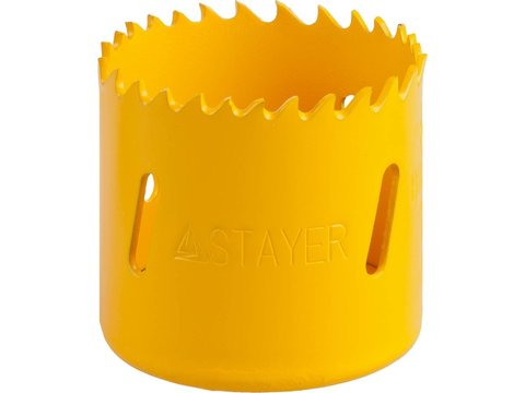 STAYER Procut 48мм, коронка Би-металлическая, универсальная