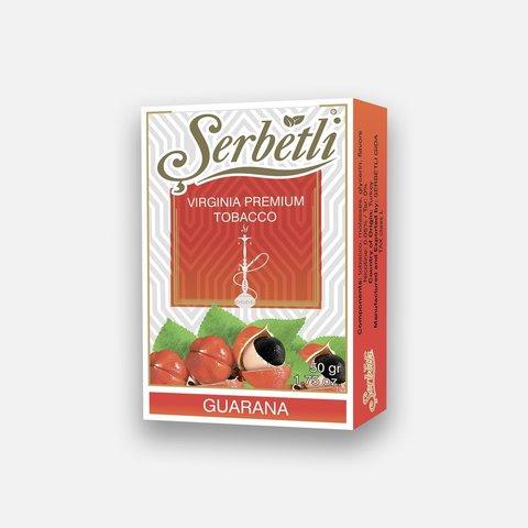 Табак Serbetli Guarana  (Гуарана) 50 г