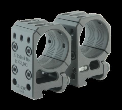 Тактические кольца SPUHR D34mm на Picatinny, H34мм,без наклона (SR-4006)