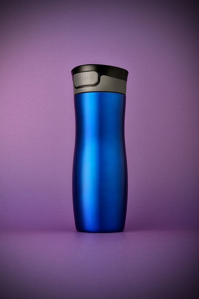 Tansley Travel Mug, blue