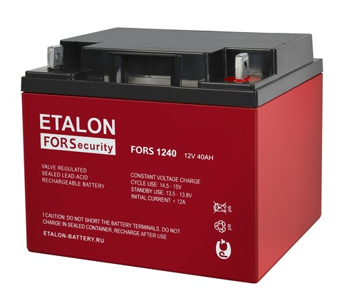 Аккумулятор ETALON FORS 1240