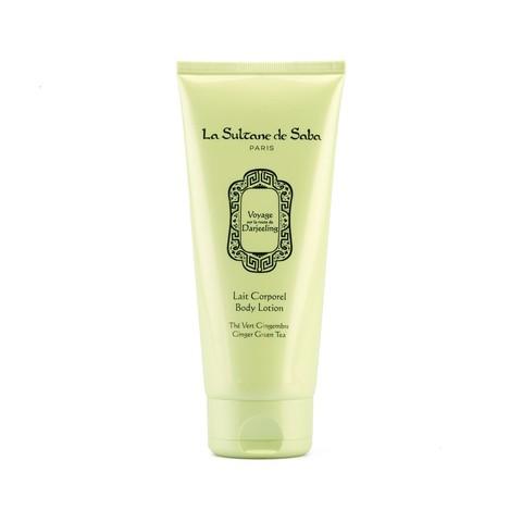 La Sultanе De Saba Молочко для тела Зеленый чай / Имбирь Body Lotion Green Ginger Tea