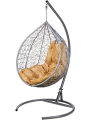 Подвесное кресло Tropica Gray Lite