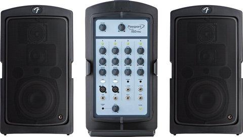 Звукоусилительные комплекты Fender Passport 150 Pro