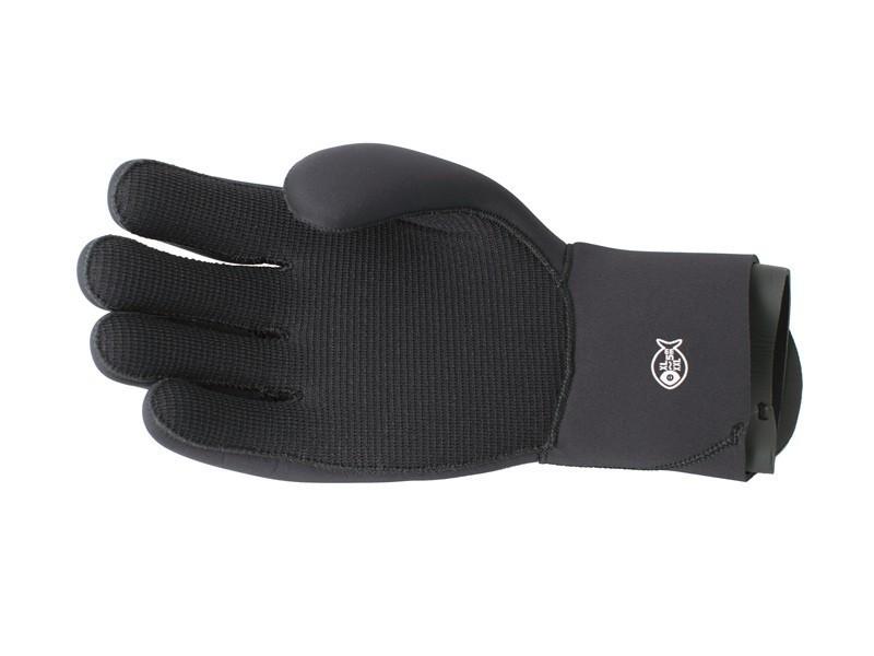 Перчатки Scorpena E - 5 мм черные