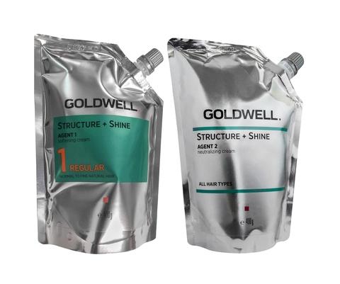 Goldwell Structure+Shine  Regular 2*400 мл.
