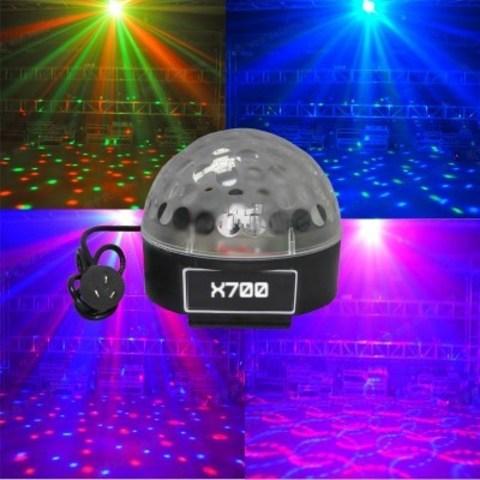 Светодиодный музыкальный лед диско шар Musik Ball MP-2