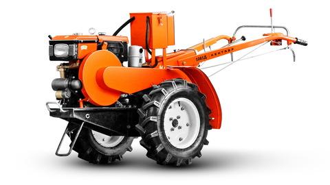 Мотоблок Кентавр 1081 Д (8,8 л.с.) дизельный, электростартер, колесо 6,00*12