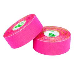 Тейпы для лица 2,5см*10м хлопок розовый, BBalance Корея