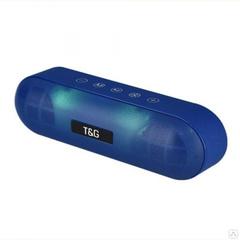 Портативная колонка TG-148 bluetooth (светомузыка)