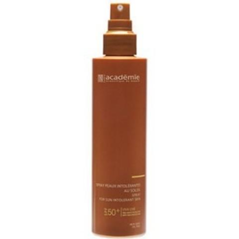 Academie Солнцезащитный спрей для чувствительной кожи SPF 50+ | Bronzecran Spray for Sun Intolerant Skin SPF 50+