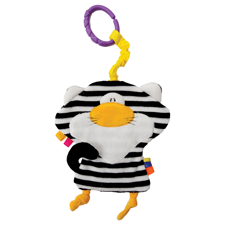 Игрушка мягкая Hencz Toys Шуршащий Кот