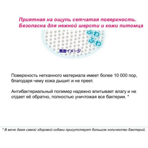 632 - Подгузники для приучения собак к туалету (36 шт.) SS