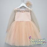 Платье (заколка, сетка)