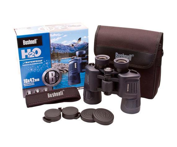 Комплект поставки H2O 10x 42