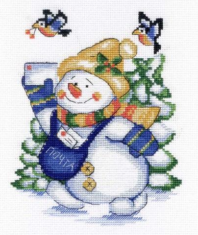 НВ-256 Снеговик