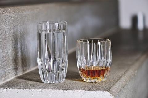 Набор из 4-х бокалов Whisky 290 мл артикул 93431. Серия Prestige